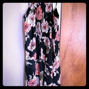 Sanctuary Spaghetti Strap Flower Dress XS